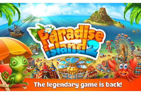 Paradise Island 2: Hotel Game – Android Apps on Google Play