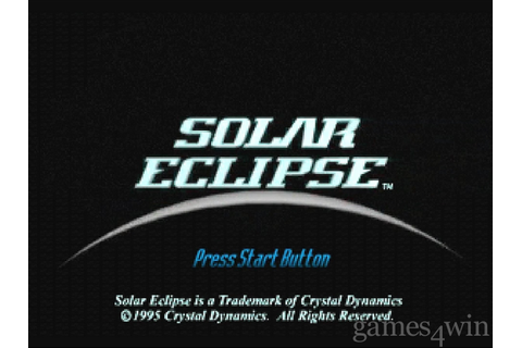 Solar Eclipse. Download and Play Solar Eclipse Game ...