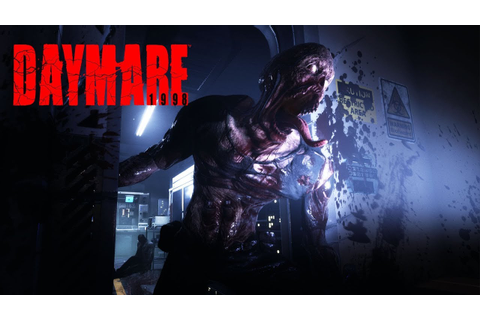DAYMARE: 1998 - H.A.D.E.S. Story Teaser - YouTube