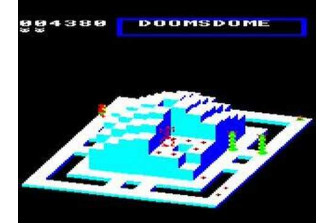BBC Micro game Crystal Castles - YouTube