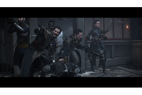 The Order: 1886 – four new images show Ready at Dawn's ...