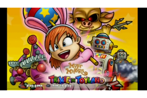 "[Ps2] Introduction du jeu ""Myth Makers : Trixie in Toyland ..."
