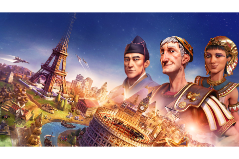 В игре Sid Meier's Civilization VI: Gathering Storm ...