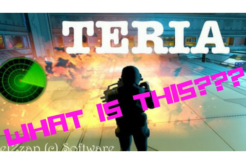 New Interesting Game? - Teria - YouTube