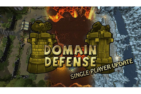 Domain Defense Download PC Game - Ocean Of Games