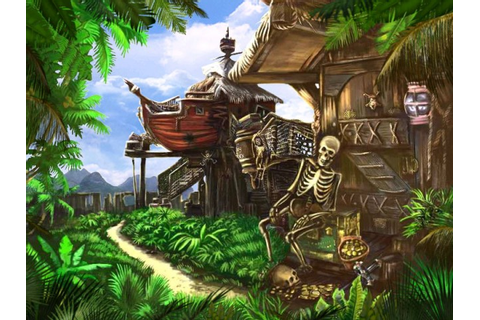 Game Treasure Island. Download game Treasure Island for ...