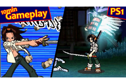 Shaman King: Spirit of Shamans ... (PS1) - YouTube