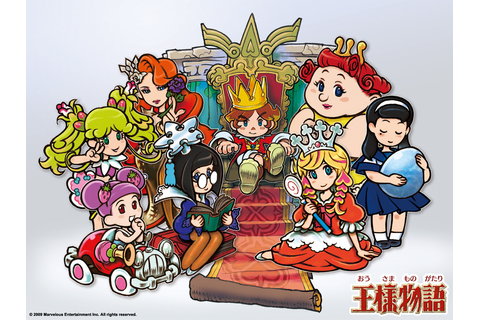 Little King's Story wallpaper, depicting all of... - Tiny ...