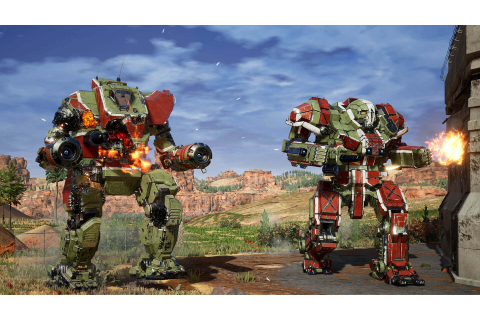 MechWarrior 5: Mercenaries Is Confirmed An Epic Games ...