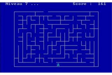 Dedale Download (1986 Puzzle Game)
