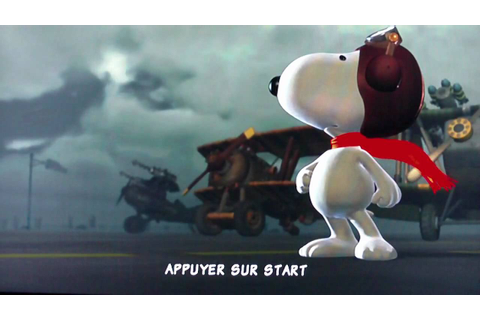 Snoopy Flying Ace ( XBOX 360 ) (Live) Test ( Multijoueur ...