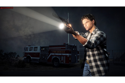 Alan Wake's American Nightmare Full HD Bakgrund and ...