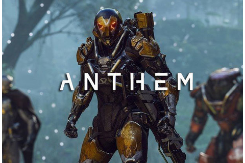 Anthem: Release date, Game trailer, 2018 updates and news ...
