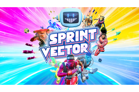 Sprint Vector Game | PS4 - PlayStation