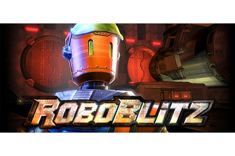 RoboBlitz on Steam
