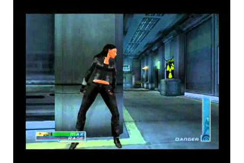 lets play james cameron's dark angel ps2-5 - YouTube