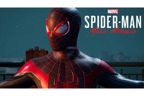 Marvel's Spider Man Miles Morales PC Version Full Game ...