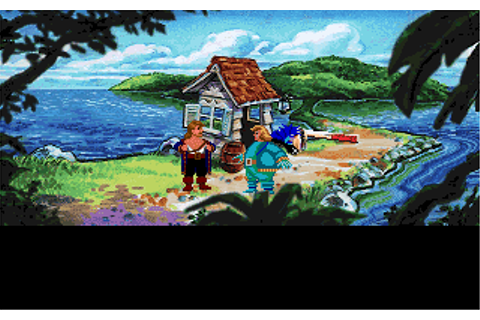 Download Monkey Island 2 - LeChucks Revenge | Abandonia