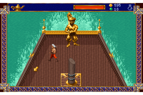 Al-Qadim The Genie's Curse PC DOS 85 – The King of Grabs