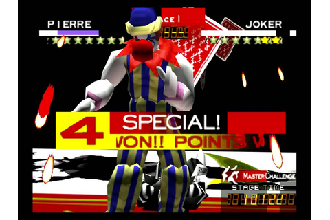 Fighters Destiny Joker v Pierre - YouTube