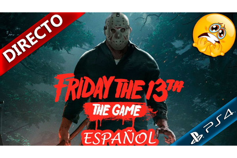 Viernes 13 Friday the 13th: The GAME con amigos gameplay ...