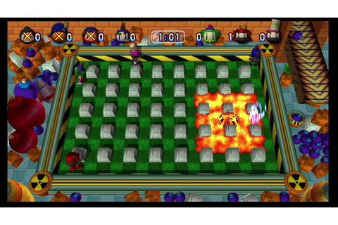 Bomberman Live: Battlefest - Bombs Don't Discriminate ...