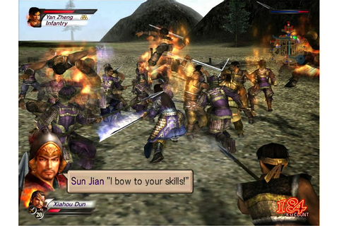Dynasty Warriors 4 Hyper Game Full Version