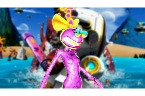 Ms. Splosion Man Review (XBLA) – The Average Gamer