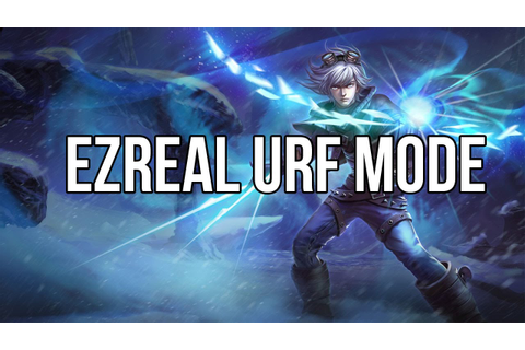 League of Legends - Frosted Ezreal Ultra Rapid Fire - Full ...