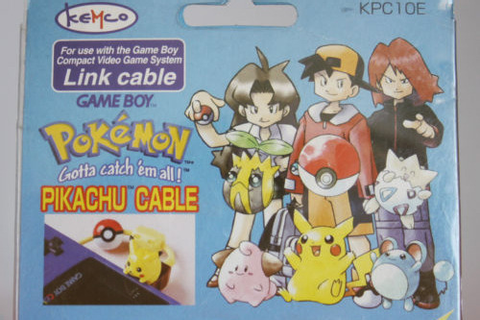 one pokemon blog to rule them all, Pokemon Link Cable for ...