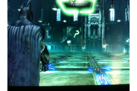 Batman: Arkham City: Führer durch Arkham City - Enigma ...
