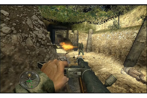 Call of Duty: World at War - Final Fronts (USA) PS2 ISO ...