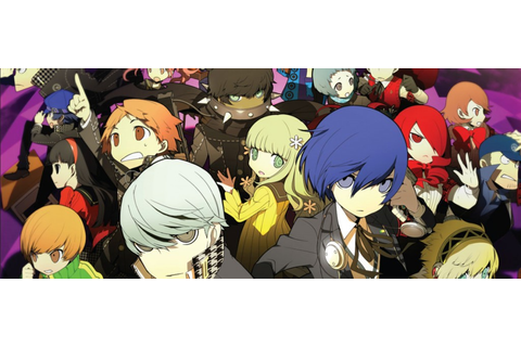 Persona Q: Shadow of the Labyrinth (3DS) Game Reviews ...