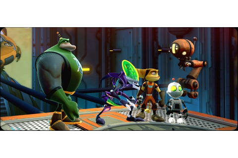 Ratchet & Clank: All 4 One Review - Just Push Start
