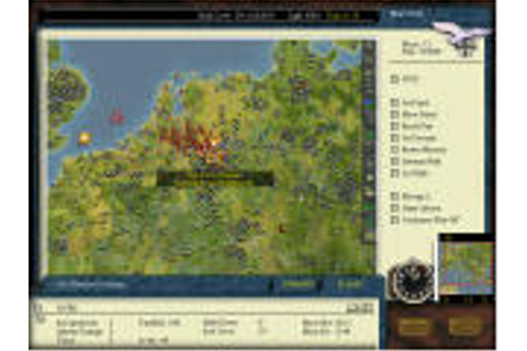 Talonsoft's 12 O'Clock High: Bombing the Reich for Windows ...