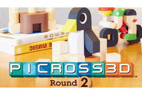 Picross 3D: Round 2 Review - GodisaGeek.com
