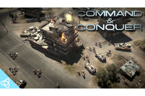 Command & Conquer Reboot / Generals 2 [Cancelled Game ...
