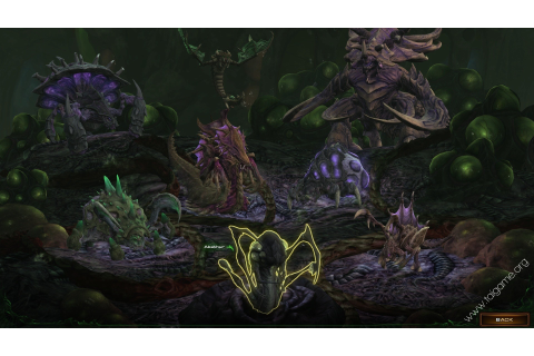 StarCraft II: Heart of the Swarm (Loài zerg báo thù ...