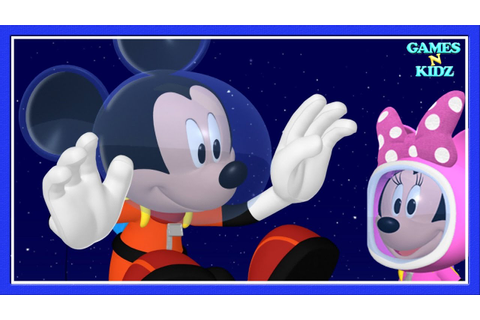 Mickey Mouse Clubhouse: Mickey & Minnie Space Adventure ...