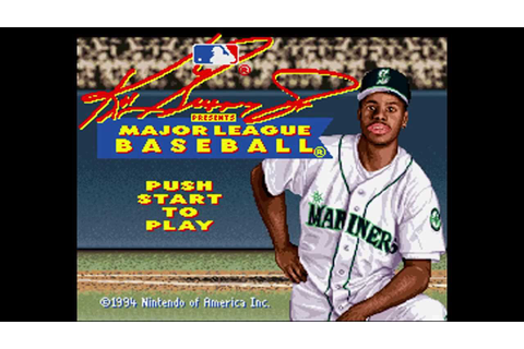 Let's Play Some Sports...Games - Ken Griffey Jr. Presents ...