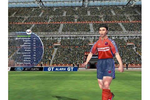 FIFA 2001 - PC Review and Full Download | Old PC Gaming