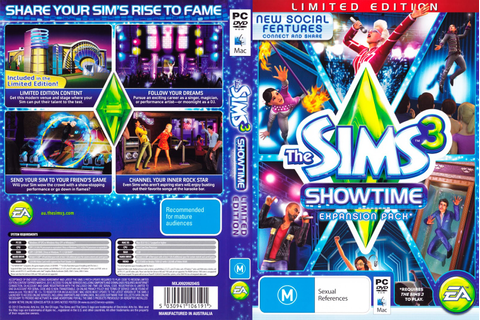 Download The Sims 3 Showtime FULL [Putlocker] ~ Lab ...