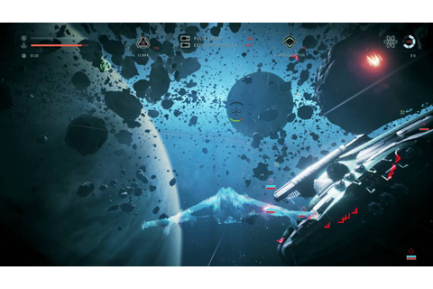 EVERSPACE™ Beta Gameplay Trailer - YouTube