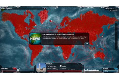 Plague Inc: Evolved - Creating the Ultimate Plague - YouTube