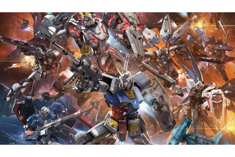 Mobile Suit Gundam: Extreme VS Force launches July 12 in ...