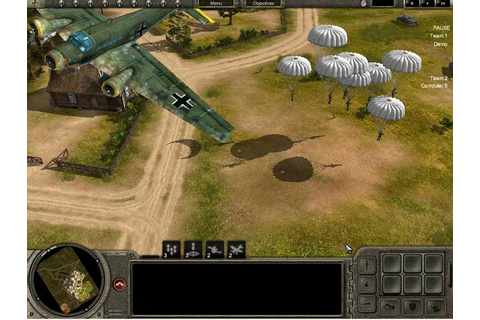 Codename: Panzers, Phase One - Full Version Game Download ...