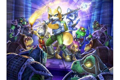 Star Fox Adventures Music - Krystal Is Captured - YouTube