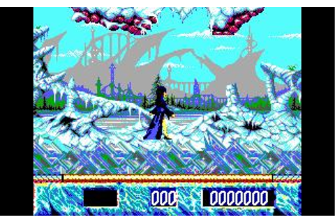 Elvira: The Arcade Game Download (1991 Arcade action Game)