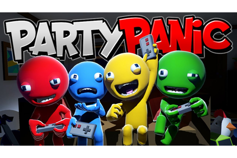 NOW THIS IS THE ULTIMATE PARTY GAME! - [PARTY PANIC ...