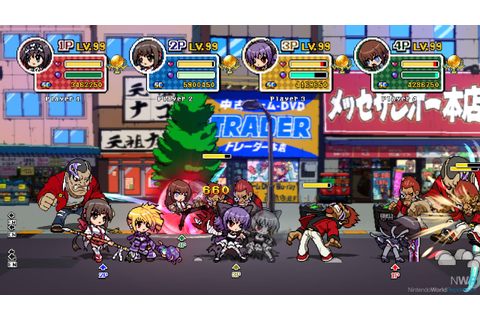 Phantom Breaker: Battle Grounds Overdrive - Game ...